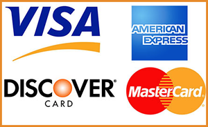 Credit Cards Accepted - Singer Stress Management of New Jersey