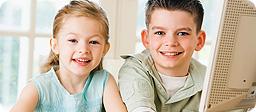 Children - Boy and Girl